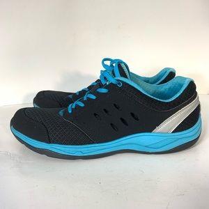 Vionic Venture Fashion Sneakers Black Sz 10